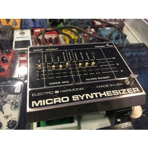 Electro Harmonix Micro Synthesizer First Version