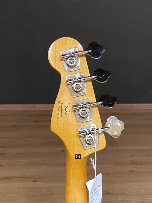 Squier Jazz Bass Classic Vibe '70s Natural