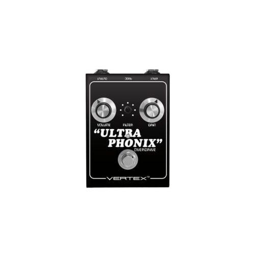 Ultraphonix Vertex Front Black