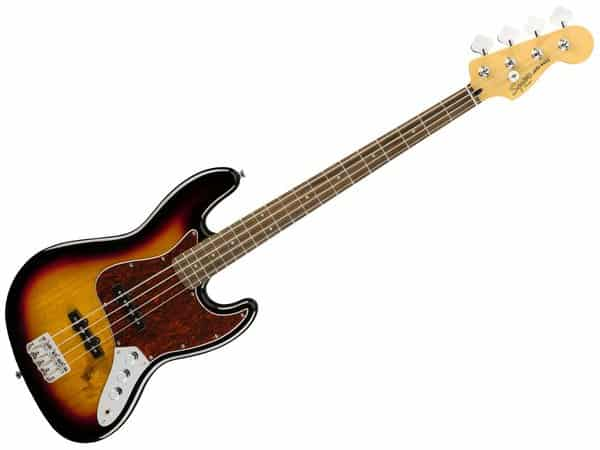 fender squiervintagemodifiedjazzbasslrlcolorsunburst