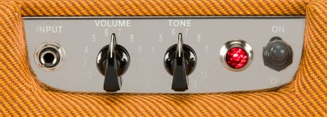 Fender Pro Junior IV Tweed Combo Valvolare 15watt