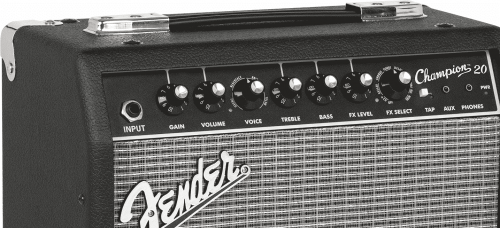 Fender Champion  review