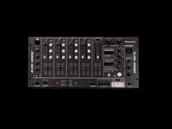 Pioneer mix