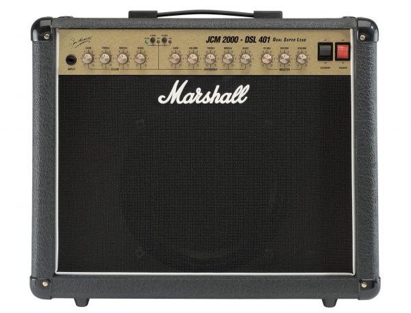 Marshall JCM 2000 DSL401 combo