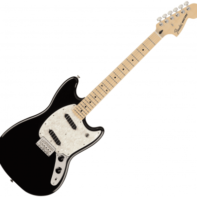 Fender Mustang Offset Black