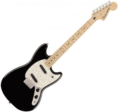 Fender Mustang Offset Black
