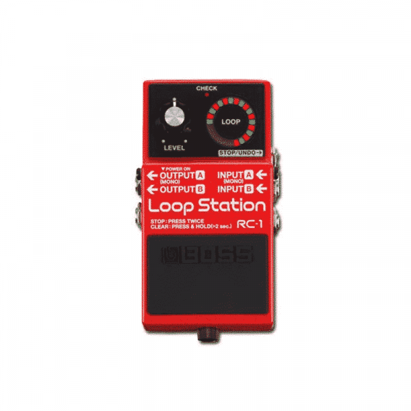 Boss Rc-1 Loop Station Pedale