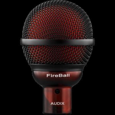 Audix Fireball Microfono per Armonica e Beat Box