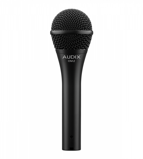 Audix OM2S Microfono Dinamico Con Switch On-Off