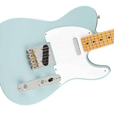 Fender Vintera s Telecaster Maple Sonic Blue@x