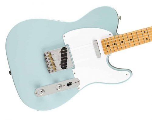 Fender Vintera  s Telecaster Maple Sonic Blue@x