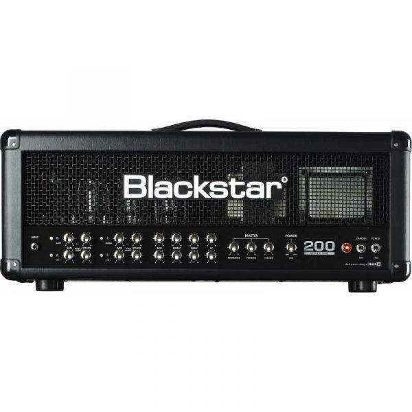 Blackstar Sl 200 Testata Valvolare 100 watt Series One