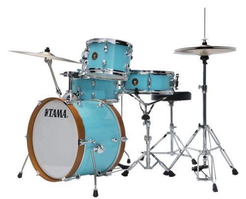 tama club jam shell pack aqua blue