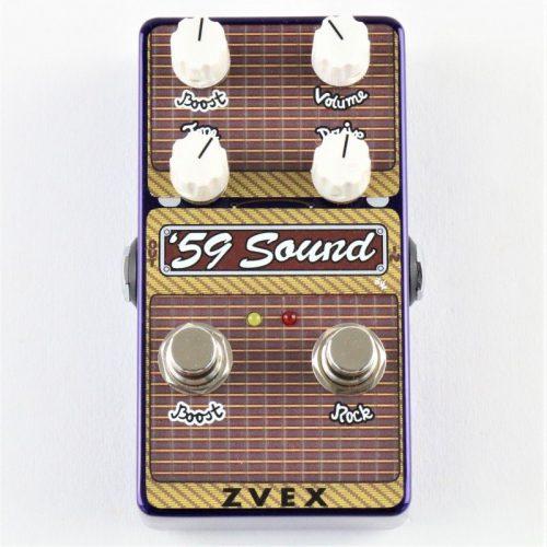 ZVEX 59 Sound Vertical Vexter Preamp Overdrive