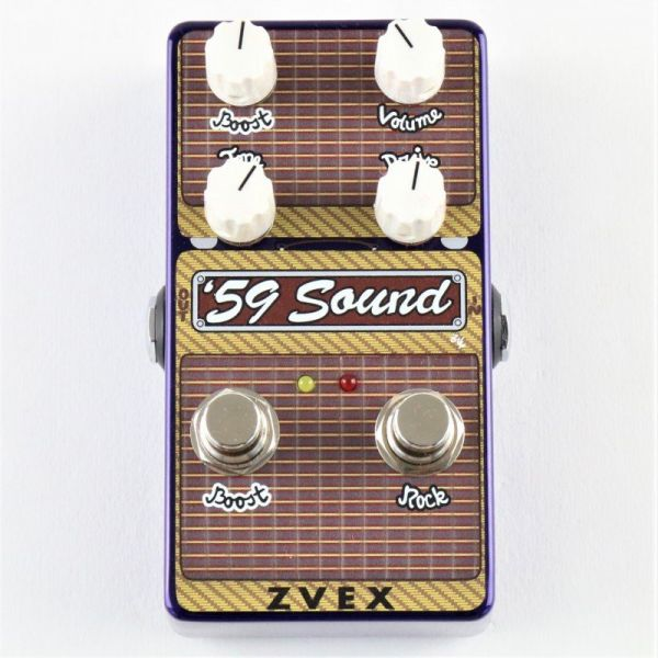 zvex sound vertical vexter