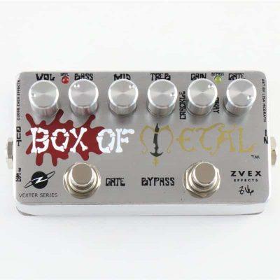 zvex box of metal vexter