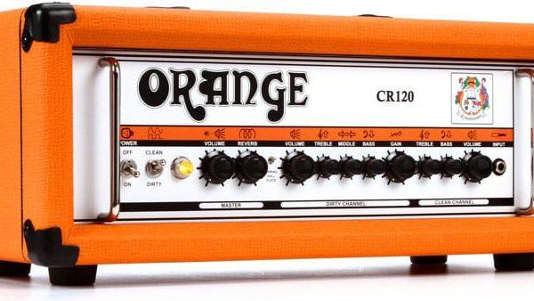 ORANGE CR120H Testata