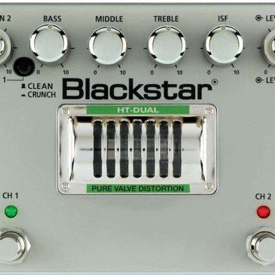 Blackstar HT-DUAL Distorsore Pedale Valvolare