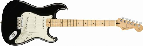 Fender Player Stratocaster MN Black