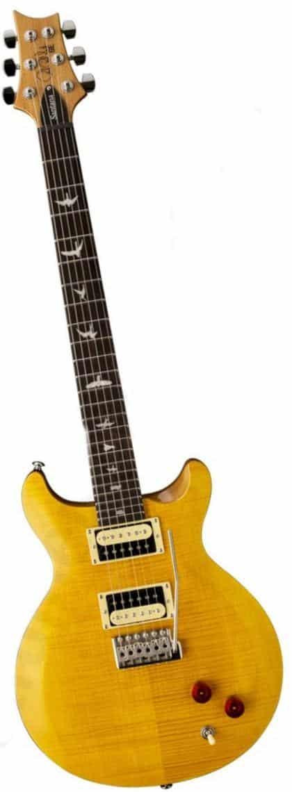 PRS SE Santana 24 Yellow