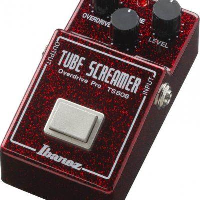 Ibanez TS808 40TH 40th Anniversary Tube Screamer