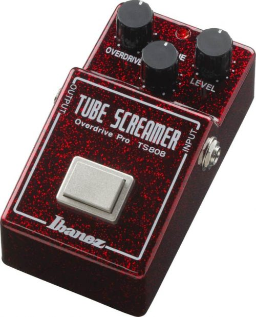 Ibanez TS808 40TH 40th Anniversary Tube Screamer