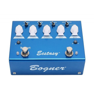 Bogner Ecstasy Blue Over Drive Distorsore
