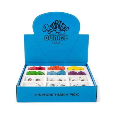 Dunlop Pop up Display 432 Plettri Tortex