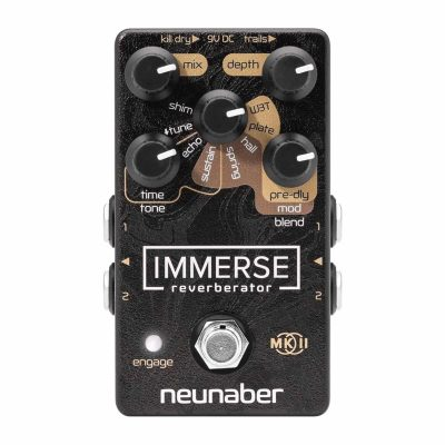 Neunaber Immerse MKII Reverb Pedal