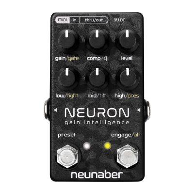 Neunaber Neuron Overdrive Pedal