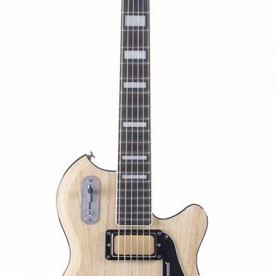 Supro 1296AN Silverwood - Chitarra elettrica colore naturale