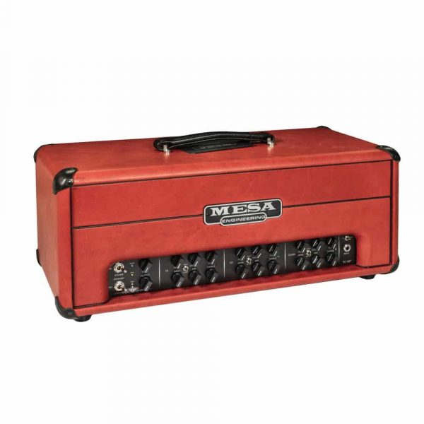 Mesa Boogie TC 50 Triple Crown 50 Limited Red Leather
