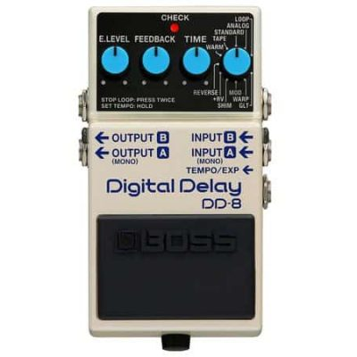 Boss-DD-8 Digital Delay