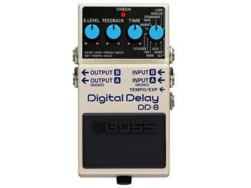 Boss-DD-8 Digital Delay