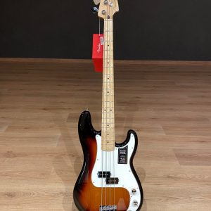 Fender Player Precision Bass 3 Tone Sunburst Maple