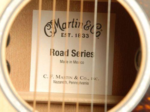 Martin D-10E Chitarra Acustica Road Series