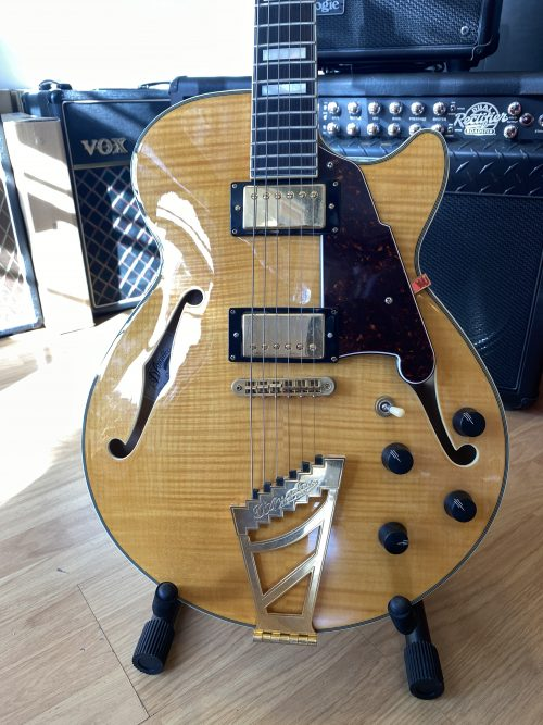 D'Angelico EX-SS Natural