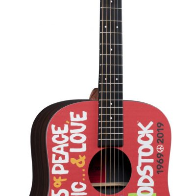 Martin DX Woodstock 50th Limited Edition
