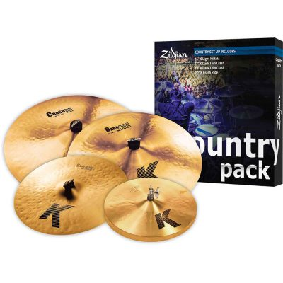 "Zildjian Cartone 5 K ""Country"" (K0801C)"