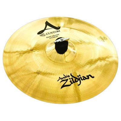 "Zildjian 14"" A Custom Fast Crash cm 36"