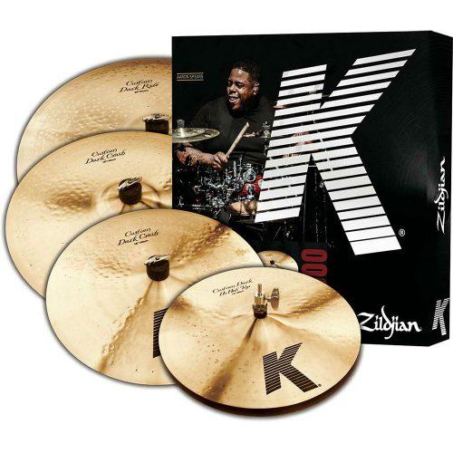 Zildjian Set piatti 5 K Custom Dark (KCD900)