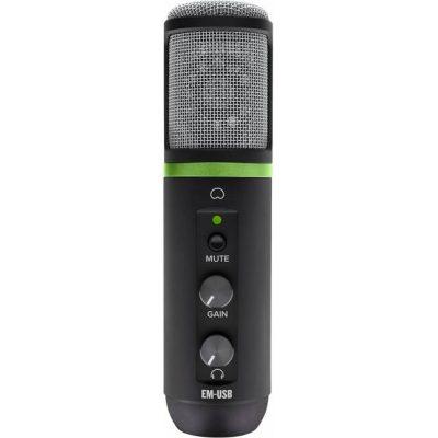 Mackie EM-USB Microfono a Condesantore