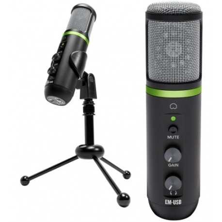 Mackie EM-USB Microfono