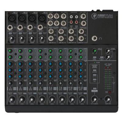 Mackie 1202VLZ4 Mixer 12 Canali