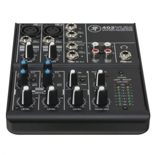 Mackie 402VLZ4 Mixer 4 Canali