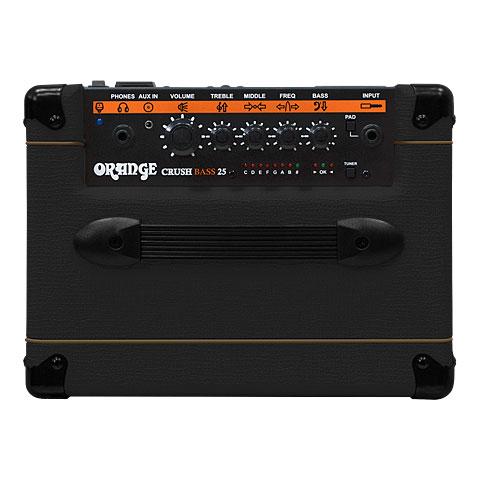 Orange Crush Bass 25 Combo Per Basso Elettrico