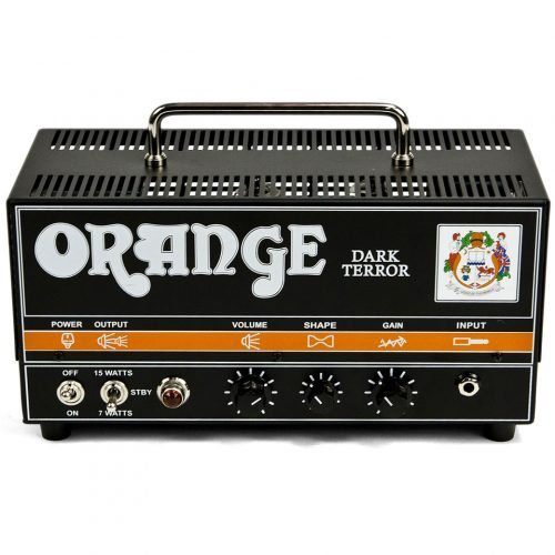 Orange Dark Terror Testata
