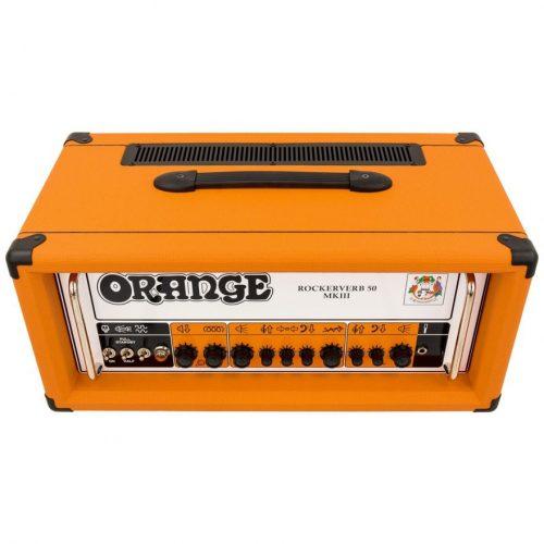 Orange RockerVerb 50H MKIII Testata Per Chitarra