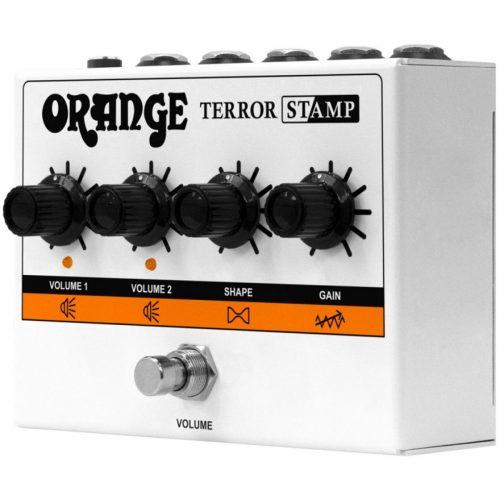 Orange Pack Terror Stamp Amplificatore Con Cavo