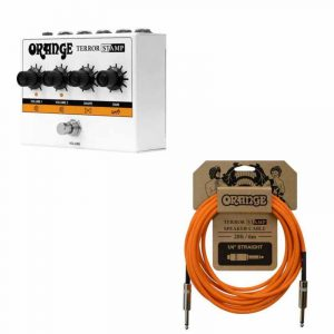 Orange Pack Terror Stamp Amplificatore Con Cavo